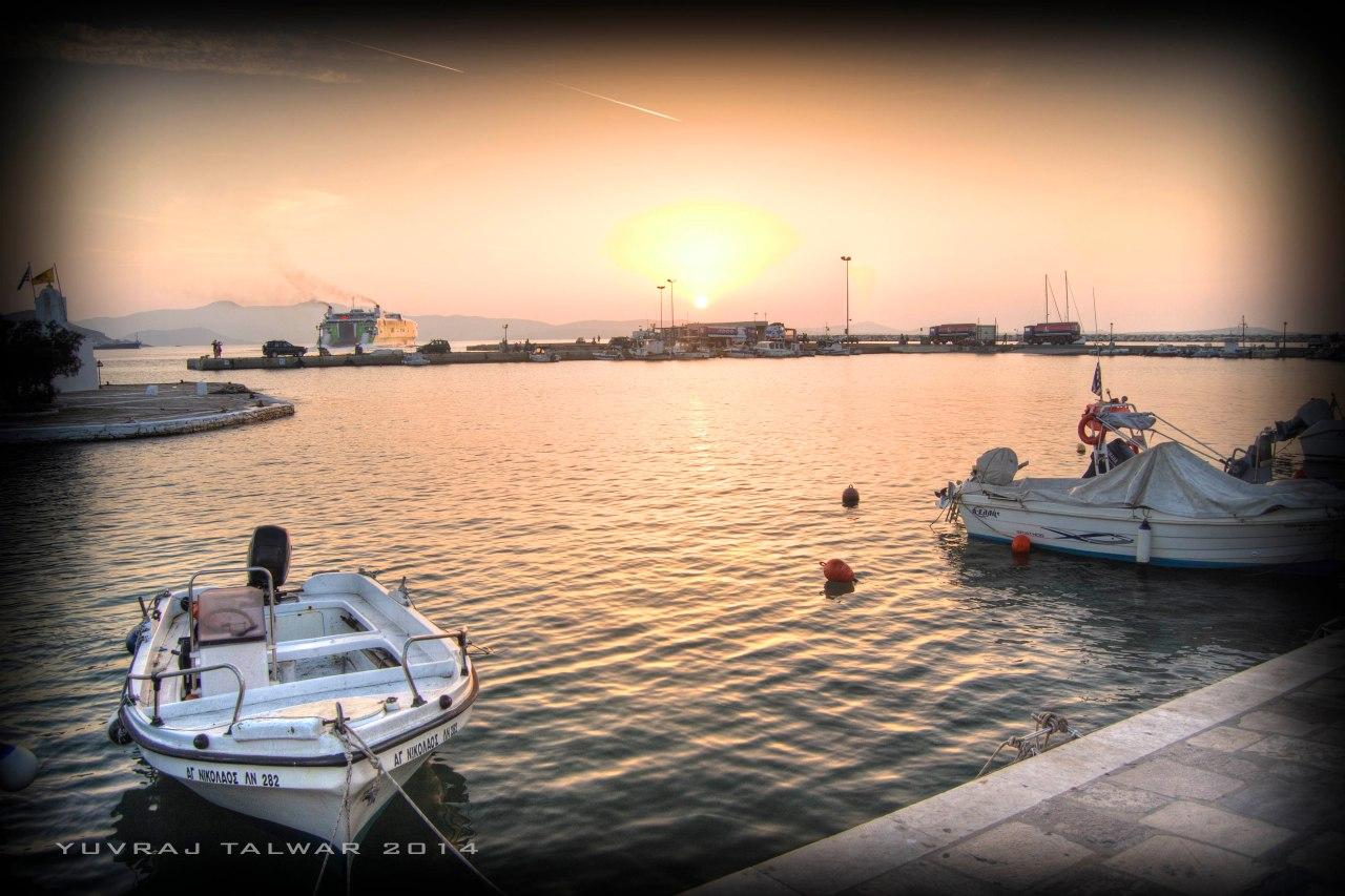 Naxos – The Idyllic Greekholiday