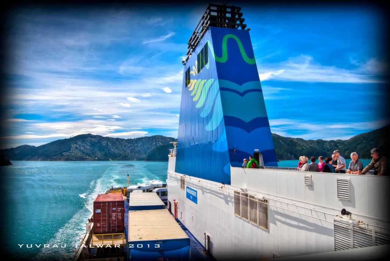 Cook Strait - DSC_3670_tonemapped