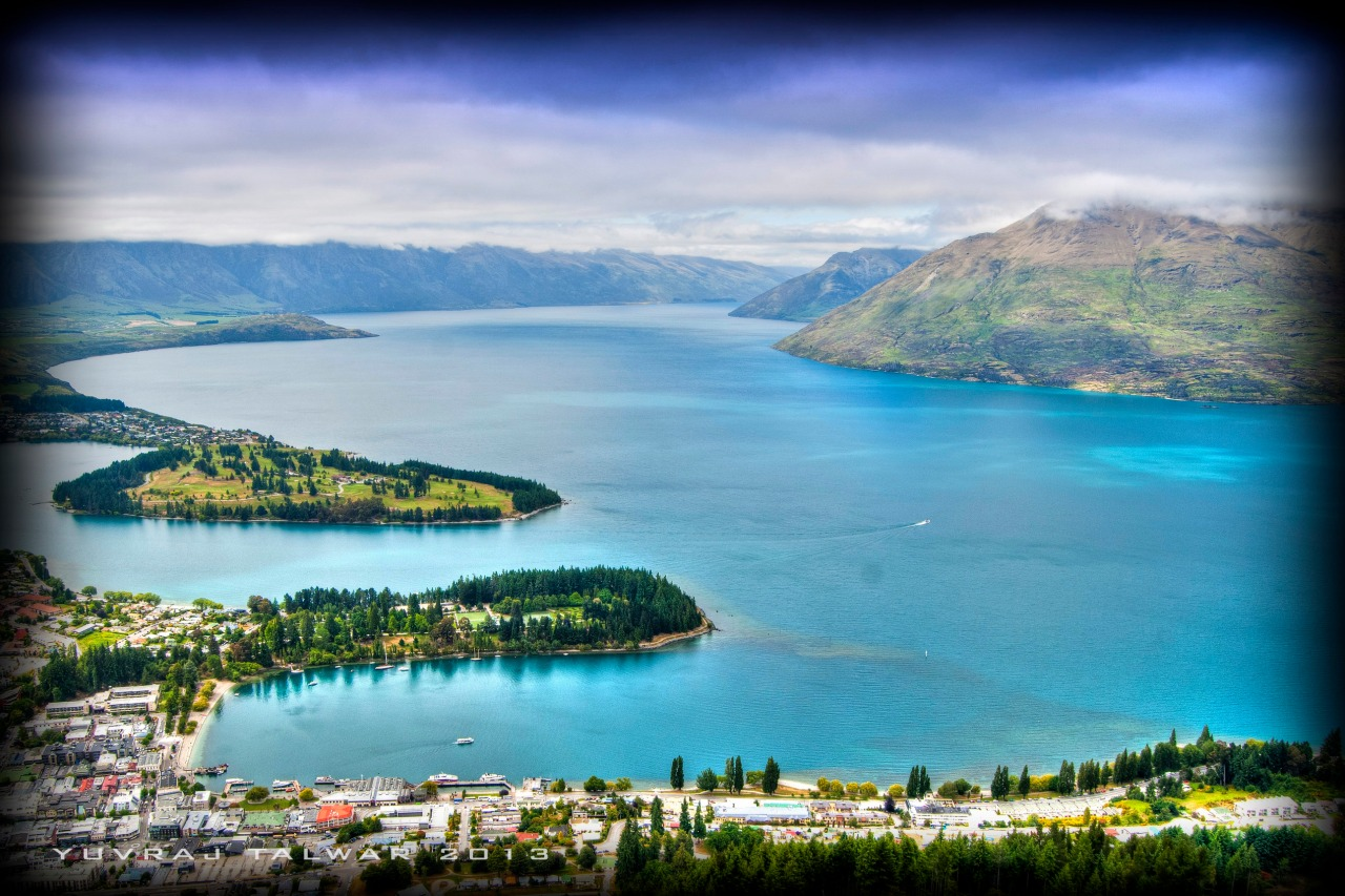New Zealand – A Self Drive Travelogue
