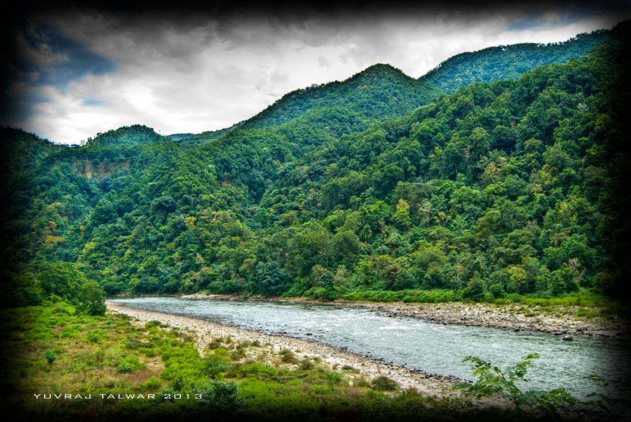 Fishing for Mahseer in the WesternRamganga
