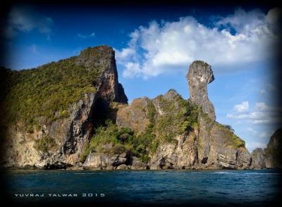 Chicken Island. What I call Phallus Island
