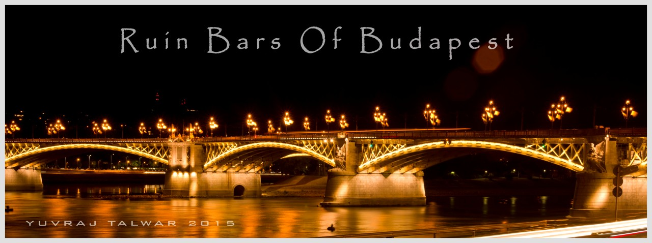 The Ruin Bars Of Budapest
