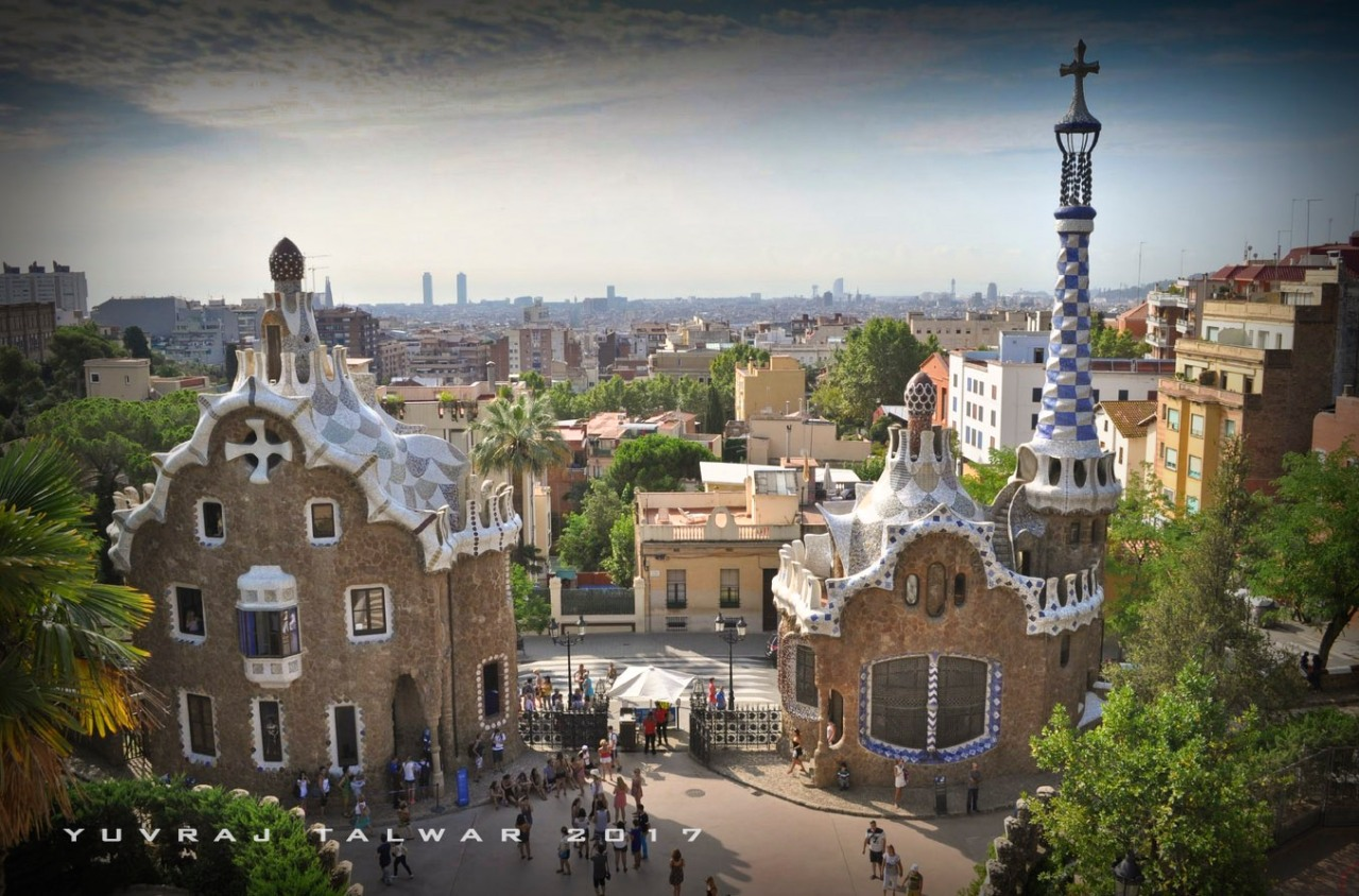 park guell - 003