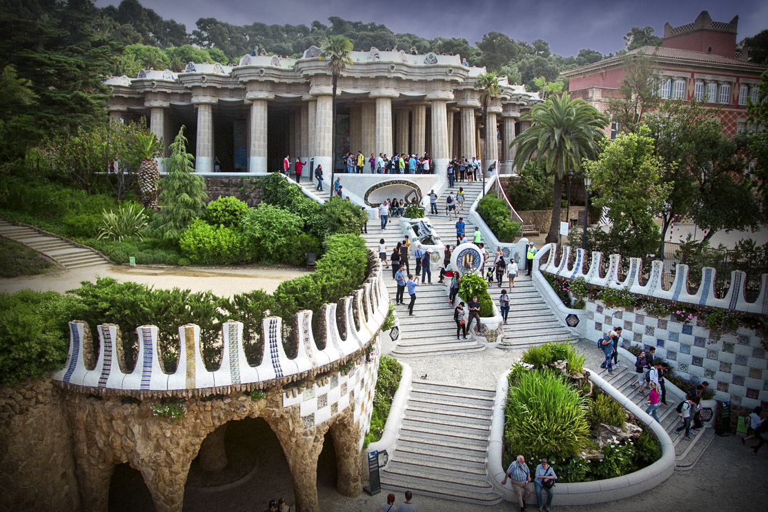 park guell - 4